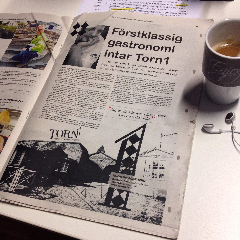 Artikel av Markus Widegren
